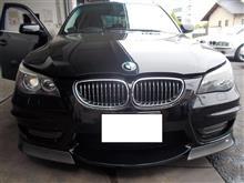 BMW E60 5シリーズ 540i アクティブステアリング 警告灯