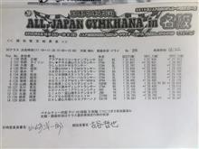 2018JAF全日本ジムカーナ第4戦名阪