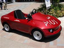 PIUS、トヨタの小型電気自動車だって。