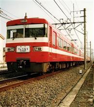 東武鉄道1800系ラストラン