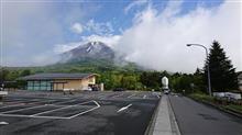 富士山の麓で・・・宴