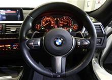 Mスポーツの魅力  BMW  ハンドル