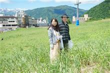 ザ・山菜狩り。 ~新潟県湯沢 その2