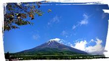 富士の麓でオフ~😀