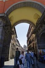 マドリード〜マヨール広場とその近辺