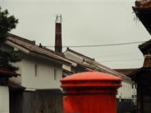 倉吉市打吹玉川伝統的建造物群保存地区(倉吉白壁土蔵群)散策