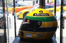 伝説のF1ドライバー、「セナ」の名を冠した、マクラーレンを見てきました