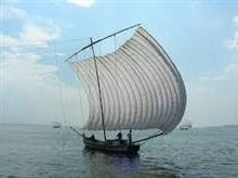 帆   船