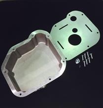 K13改HR15DE用『大容量エンジンオイルパン』