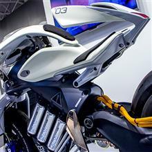 【JSAE2018】人とくるまのテクノロジー展2018 | 3:  Yamaha MOTOROiD Concept