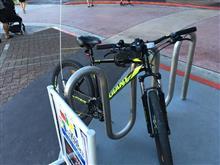 グアム島での自転車