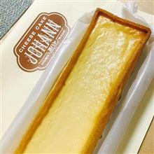 一番好きなチーズケーキ 中目黒JOHANNヨハンを 台場で