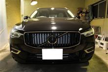 ボルボ初の「日本カー・オブ・ザ・イヤー」受賞車「ボルボ・XC60」のガラスコーティング【リボルト茨城】