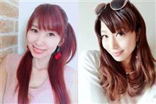 KANA & SAKIはペアコスチュームでFascination♡