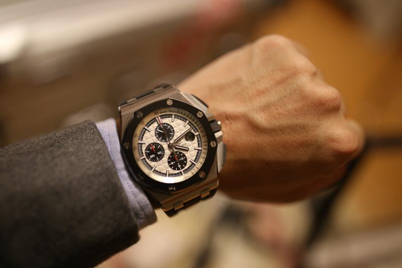 the best attitude 6e976 6ca51 オーデマピゲ、ウブロなど色々な腕時計を身につけて比較してみた ...