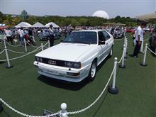 第29回トヨタ博物館クラシックカー・フェスティバルに行く