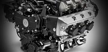 HONDA 新開発の1.8L水平対向6気筒