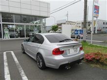 BMW E90 運転席エアバック交換