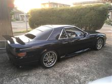 洗車完了!!!