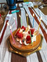 9歳の誕生日パーティー