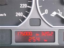 E46 330 復活して175,000km到達