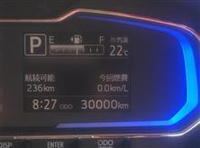納車して3万キロ!