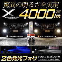 やります!LEDフォグランプ&デイライトキット モニター募集!!