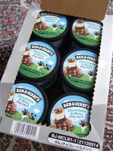 ベン&ジェリーズ チョコレート&ナッツ