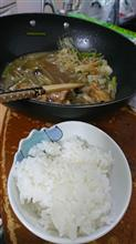 今日は❤野菜炒め❤
