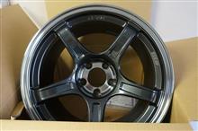 今日のホイール SSR GT-X03 -ニッサン Z33 フェアレディZ用-
