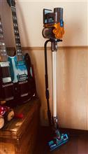 ギタースタンド改 ダイソンDC35用、の巻