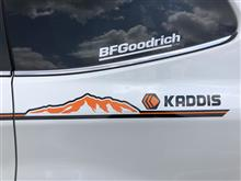 KADDIS グラフィックライン発売開始!