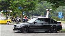 E46 アルピナB3sという車