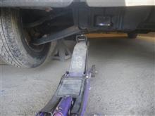 スクラムトラックのロアーボールジョイントダストブーツを交換しました(*^▽^*)