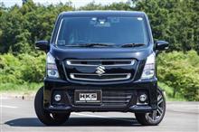 【マフラー】スズキ ワゴンRスティングレーMH55S 4WD リーガマックススポーツ発売!