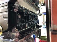 日産純正 新品のRB26ベアエンジン