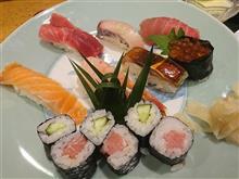 ちょっとリッチに立ち寿司に行って来ました~♪