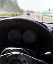 ラピュタで高速道路を走ってみた