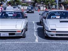 再アップ『RX-7 40周年ミーティング 2018 in ターンパイク箱根』