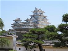 姫路城に行ってみた。