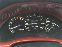 180000km到達。