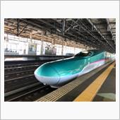 新幹線のアイスがおススメ❗️