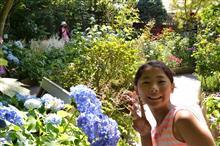 紫陽花デート‼️😆