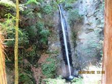 南牧村三名滝