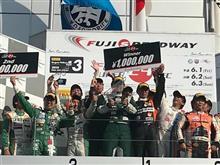 クラス優勝 富士SUPER TEC 24時間レース