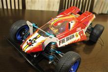 ファイヤードラゴンにTRF501Xを移植する