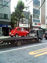 街で見かけた懐かしい車 23
