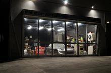 ys special ver.2 施工後2年9か月 WRX S4 メンテナンス・強力ガラス撥水F/Rガラス 部分施工にて御入庫です!