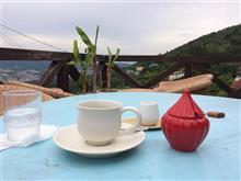 贅沢なコーヒーータイム