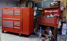 SVXが無くなったガレージは・・・